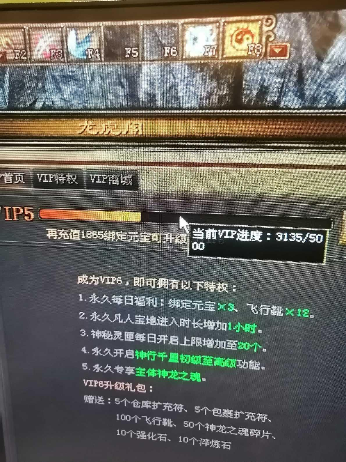 传奇世界-账号-[战士57级]v5,3级龙背强一淬一  套!特价!特价这么便宜没人买吗